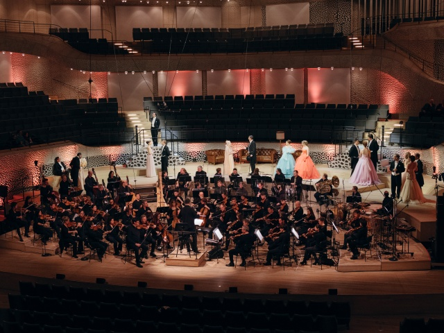 MY FAIR LADY Elbphilharmonie (2019/20)